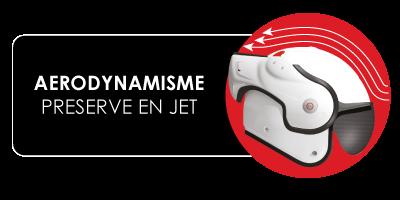 aerodynamisme preserve jet