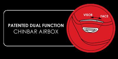 chinbar airbox